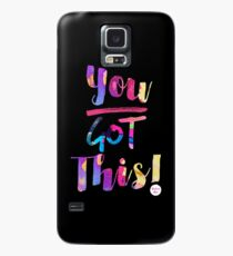 You GOT This in Multicolours  Case/Skin for Samsung Galaxy