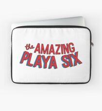 the amazing playa six Laptop Sleeve