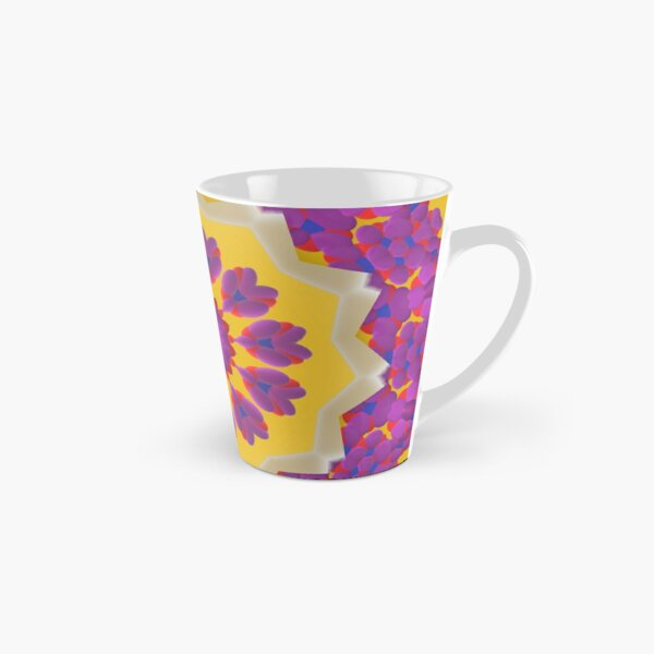 Purple Pedals 3D in the Sun Design Offering at Green Bee Mee Tall Mug