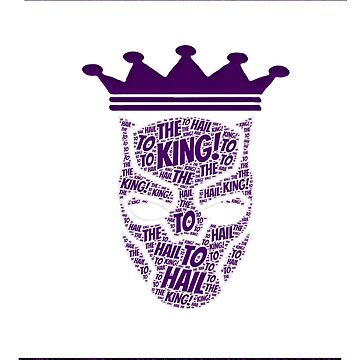 Hail To The King Panther Crown shirt  by kmpfanworks