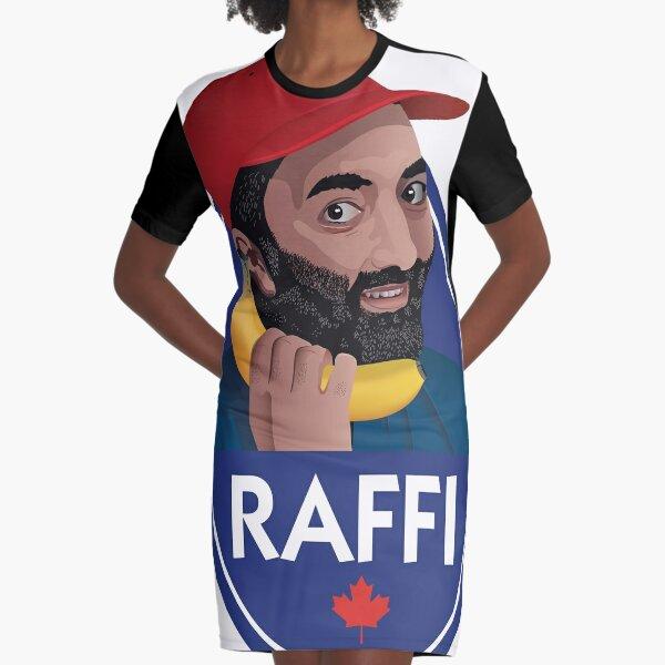 Bananaphone Graphic T-Shirt Dress