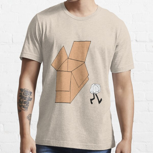 Think Outside of the Box Essential T-Shirt