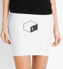Linux Bash Logo Mini Skirt