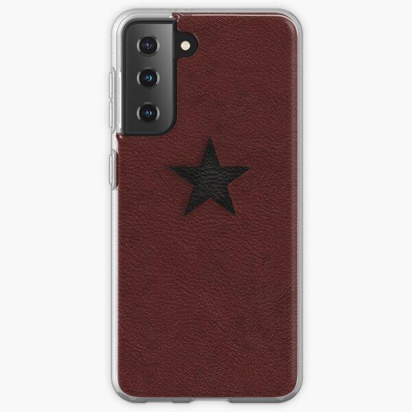 Winter Soldier Notebook (Dark) Samsung Galaxy Soft Case