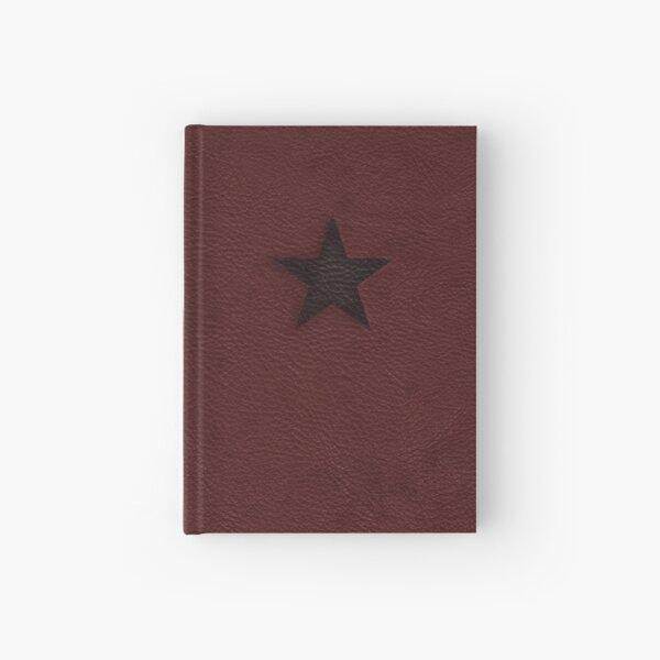 Winter Soldier Notebook (Dark) Hardcover Journal