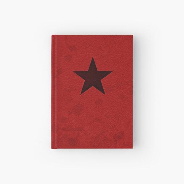 Winter Soldier Notebook (Bright) Hardcover Journal