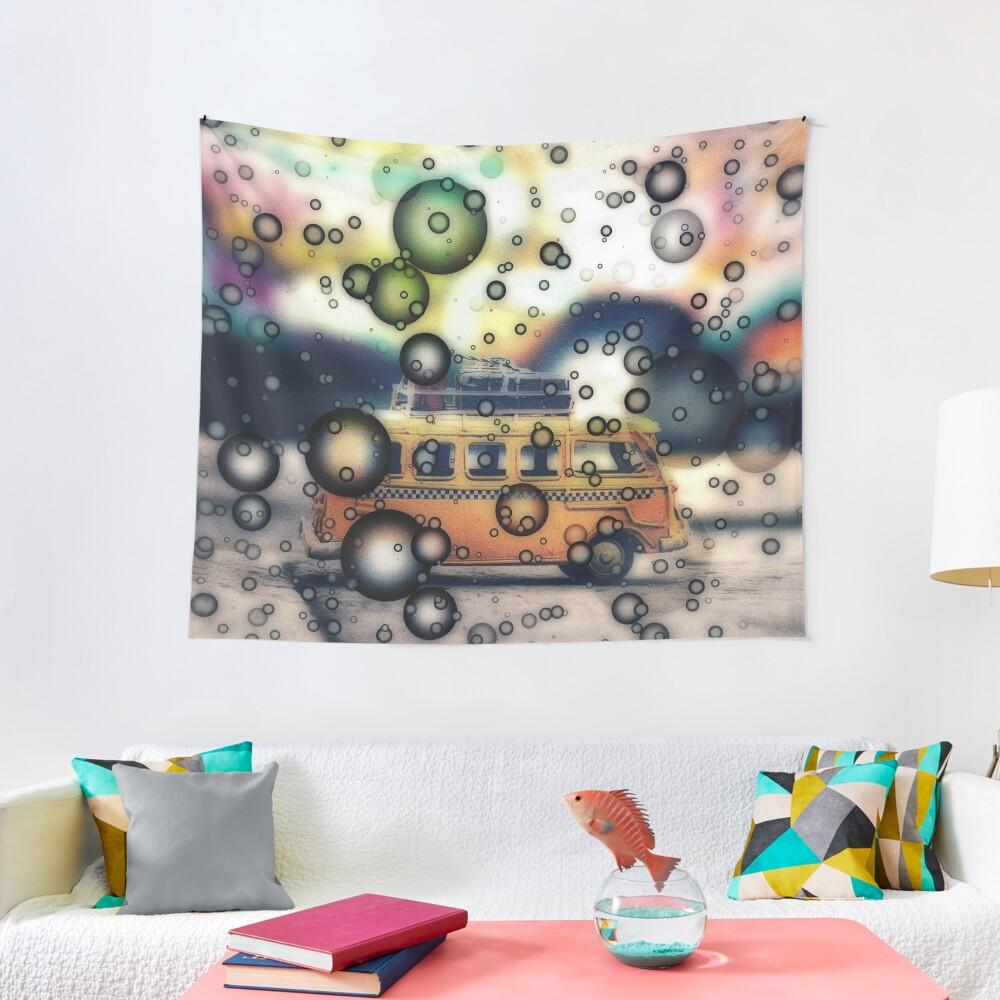 Road Trip Tapestry