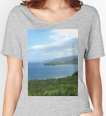 a desolate Philippines landscape Women's Relaxed Fit T-Shirt