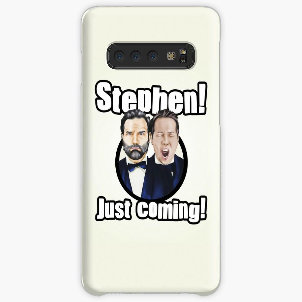 Adam and Joe: Stephen Card! 3 Case & Skin for Samsung Galaxy