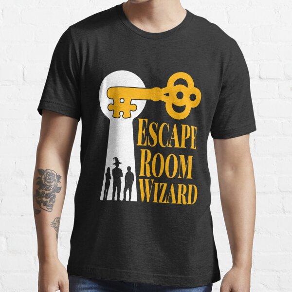 Escape Room Wizard Essential T-Shirt