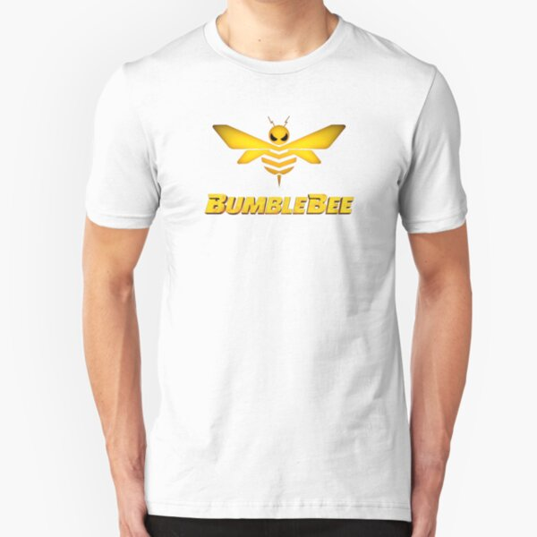 BumbleBee Slim Fit T-Shirt