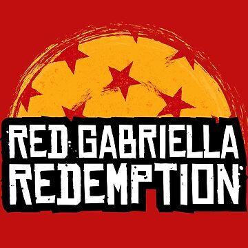 Red Gabriella Redemption by kamal-creations