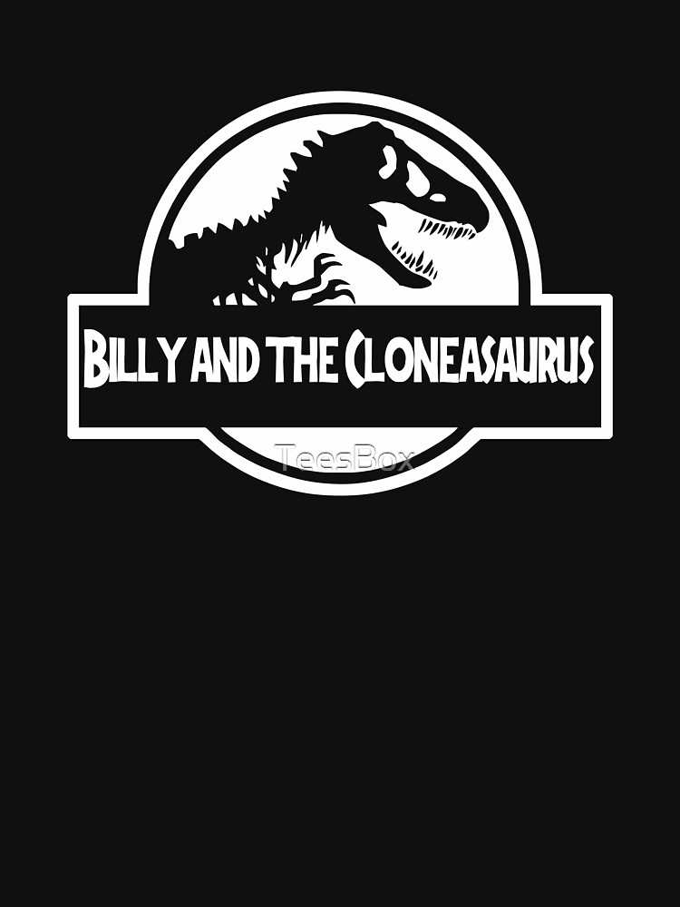 Billy And The Cloneasaurus | Unisex T-Shirt