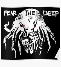 Fear the Deep Poster