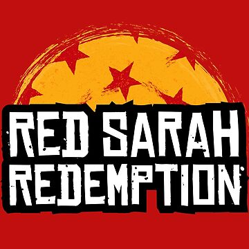 Red Sarah Redemption by kamal-creations