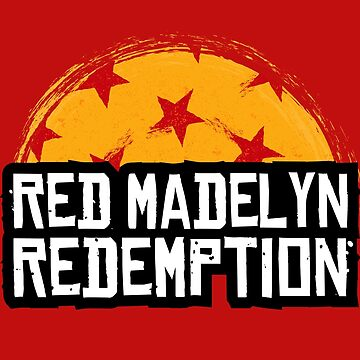 Red Madelyn Redemption by kamal-creations