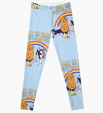 Puppies At Play Leggings