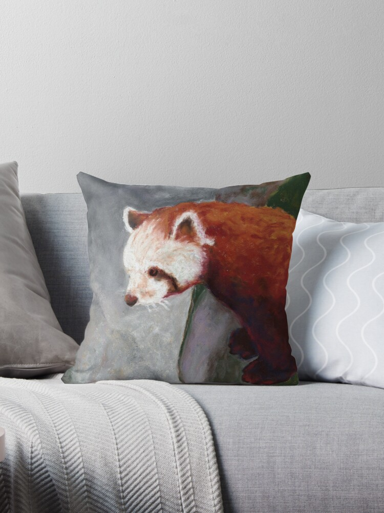 Red Panda by amanda zimmerman