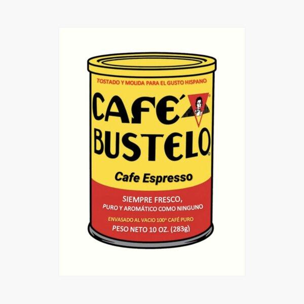 Cafe Bustle Lámina artística