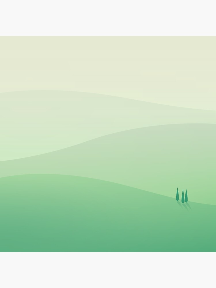 Hills // Minimal landscapes by essep