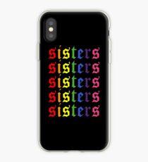 James Charles Sisters Artistry Logo Wiederholen iPhone-Hülle & Cover