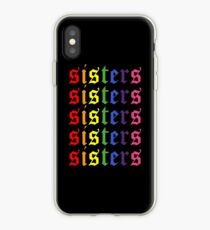 Vinilo o funda para iPhone James Charles Sisters Artistry Logo Repitiendo