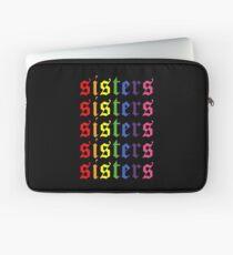 Funda para portátil James Charles Sisters Artistry Logo Repitiendo