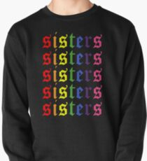 James Charles Sisters Artistry Logo Repeating Pullover