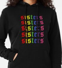 James Charles Sisters Artistry Logo Repeating Lightweight Hoodie
