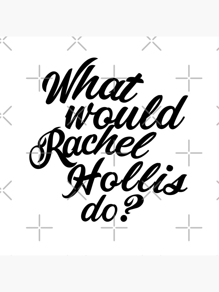 What Would Rachel Hollis Do? by allieweek