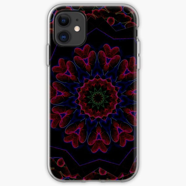 Post Alien Luminance Pedals Design Offering From Green Bee Mee  iPhone Soft Case