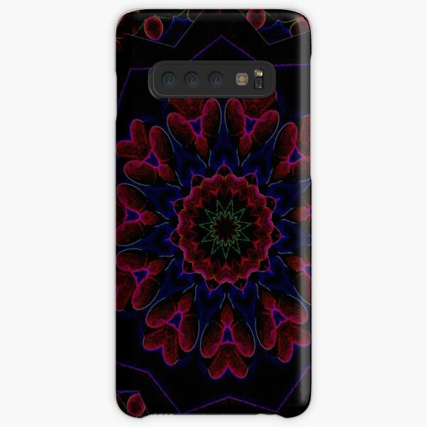 Post Alien Luminance Pedals Design Offering From Green Bee Mee  Samsung Galaxy Snap Case