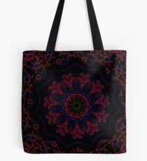 Post Alien Luminance Pedals Design Offering From Green Bee Mee  Tote Bag