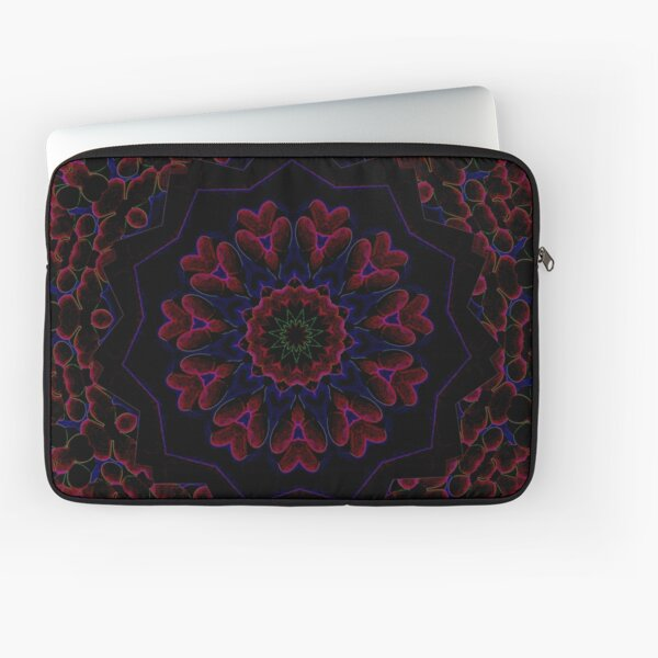 Post Alien Luminance Pedals Design Offering From Green Bee Mee  Laptop Sleeve