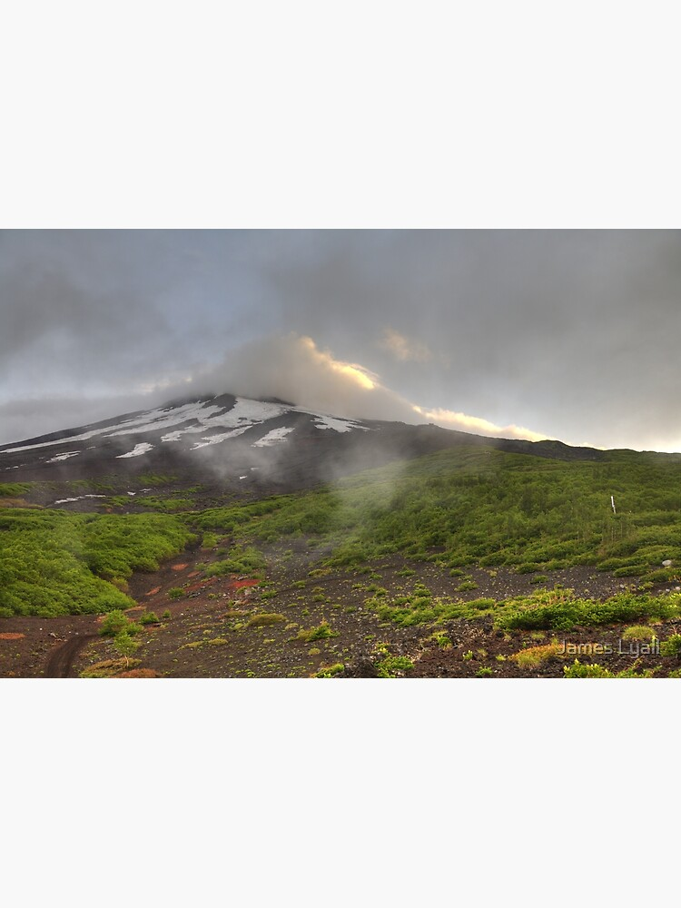 Mount Fuji by corwin