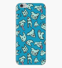 They're All Good Dogs Blue iPhone Case