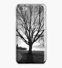 Marine Park, Bellingham Washington iPhone Case/Skin