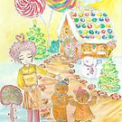 Gingerbread Cafe 1 by sillysallymoon