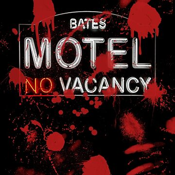 Bloody Bates Motel by BryanFreeman