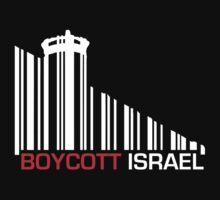 Boycott Israel NEG (wall version)