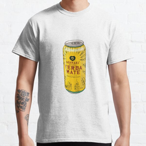 Yerba Mate Drink Can Classic T-Shirt