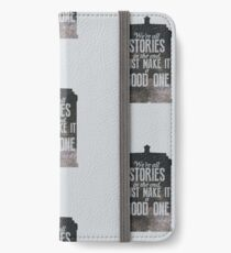 Stories - New Style iPhone Wallet/Case/Skin