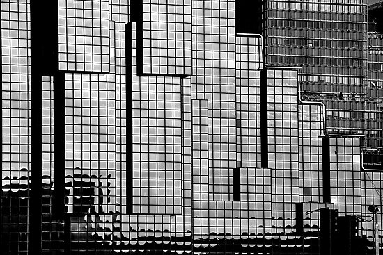 """Windows On The Thames"" by Bradley Shawn  Rabon"