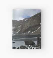 Chasm Lake in October Hardcover Journal