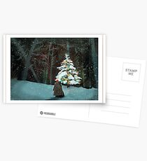 tulach twinkle tree Postcards