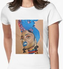 Mean Muggin Women's Fitted T-Shirt
