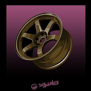 Racing Wheel by icemanmsc