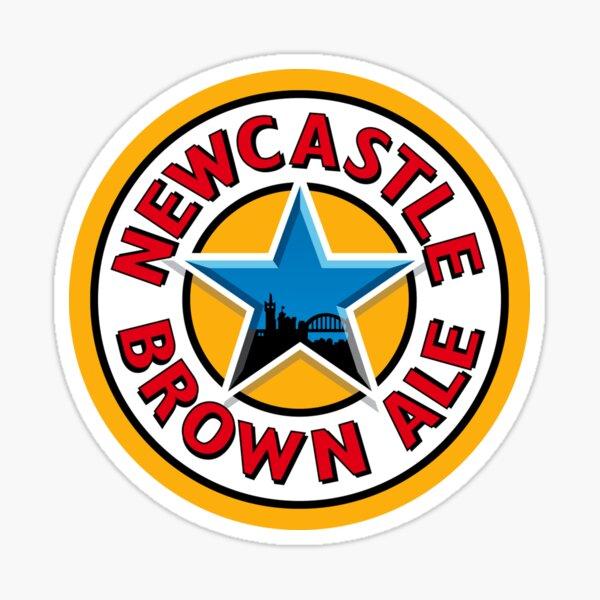newcastle brown ale Sticker