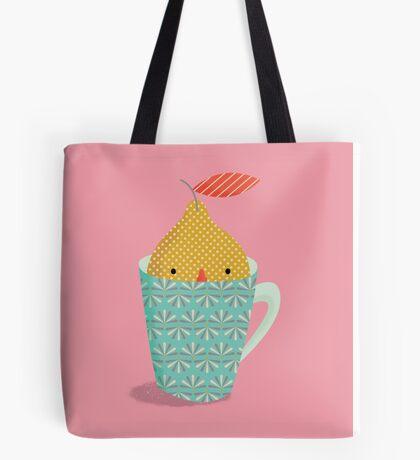 lemon in a cup Tote Bag
