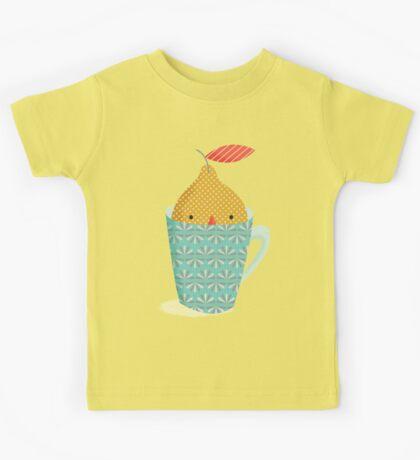 lemon in a cup Kids Clothes